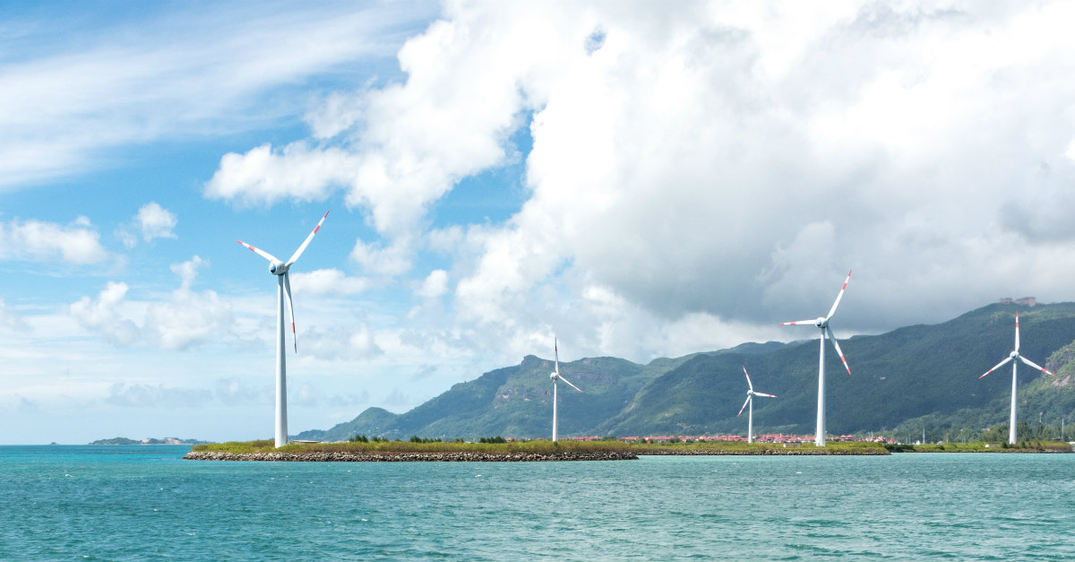 wind energy in small islands